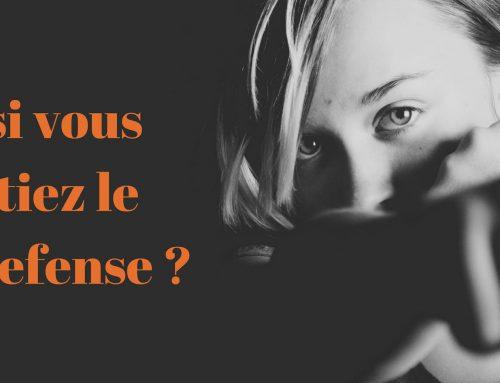 Et si vous testiez le self-défense ?